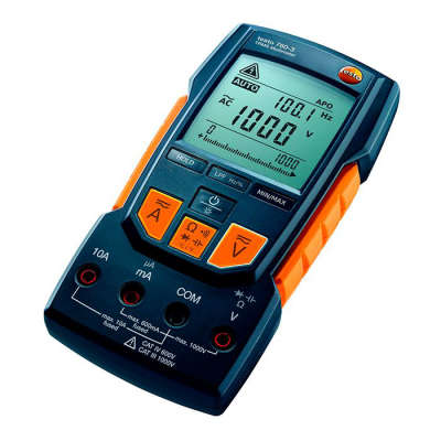 Цифровой мультиметр Testo 760-3 0590 7603