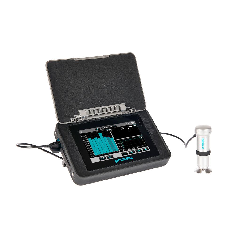 Портативный твердомер Proceq Equotip 550 Portable Rockwell