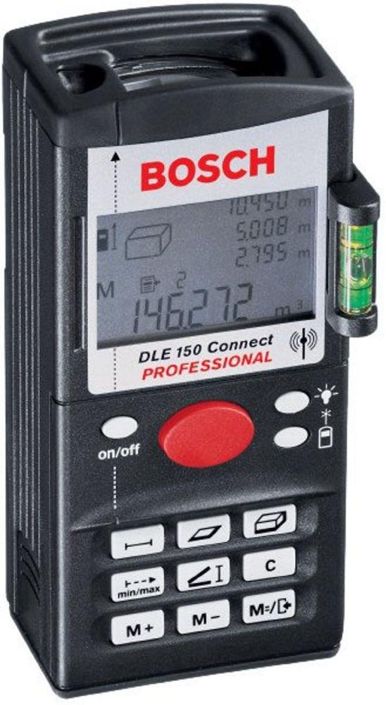 Лазерный дальномер Bosch DLE 150 Connect 0.601.098.503