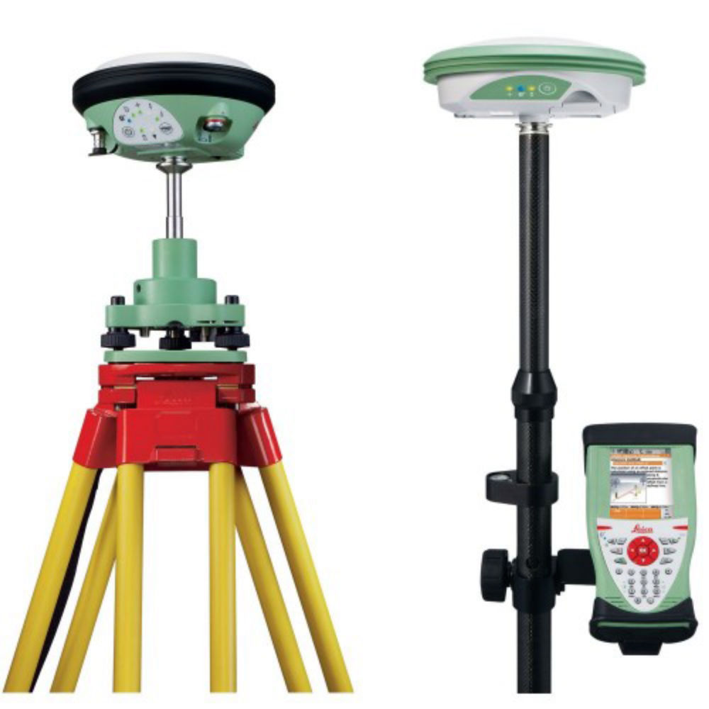 RTK-комплект Leica GS14 +GS08plus +CS10 (RTK GSM)