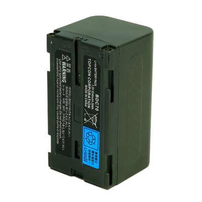 Аккумулятор для Sokkia ELC BDC70 (Li-Ion, 7,2В, 5240мАч)