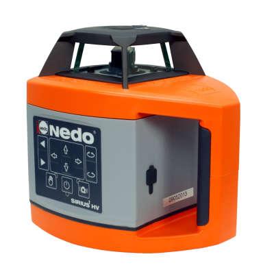 Ротационный лазерный нивелир Nedo Sirius 1 HV 471940