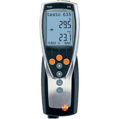 Термогигрометр Testo 635-2 с поверкой 0563 6352П