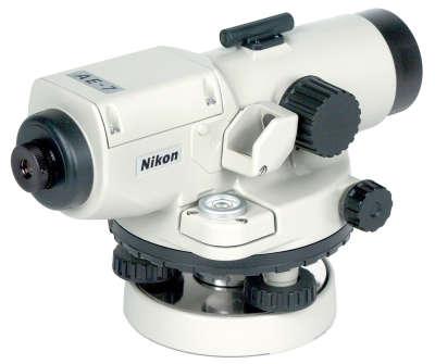 Оптический нивелир Nikon AE-7