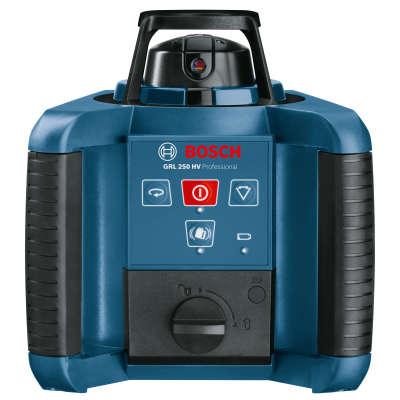 Ротационный лазерный нивелир Bosch GRL 250 HV SET Professional (0601061600)