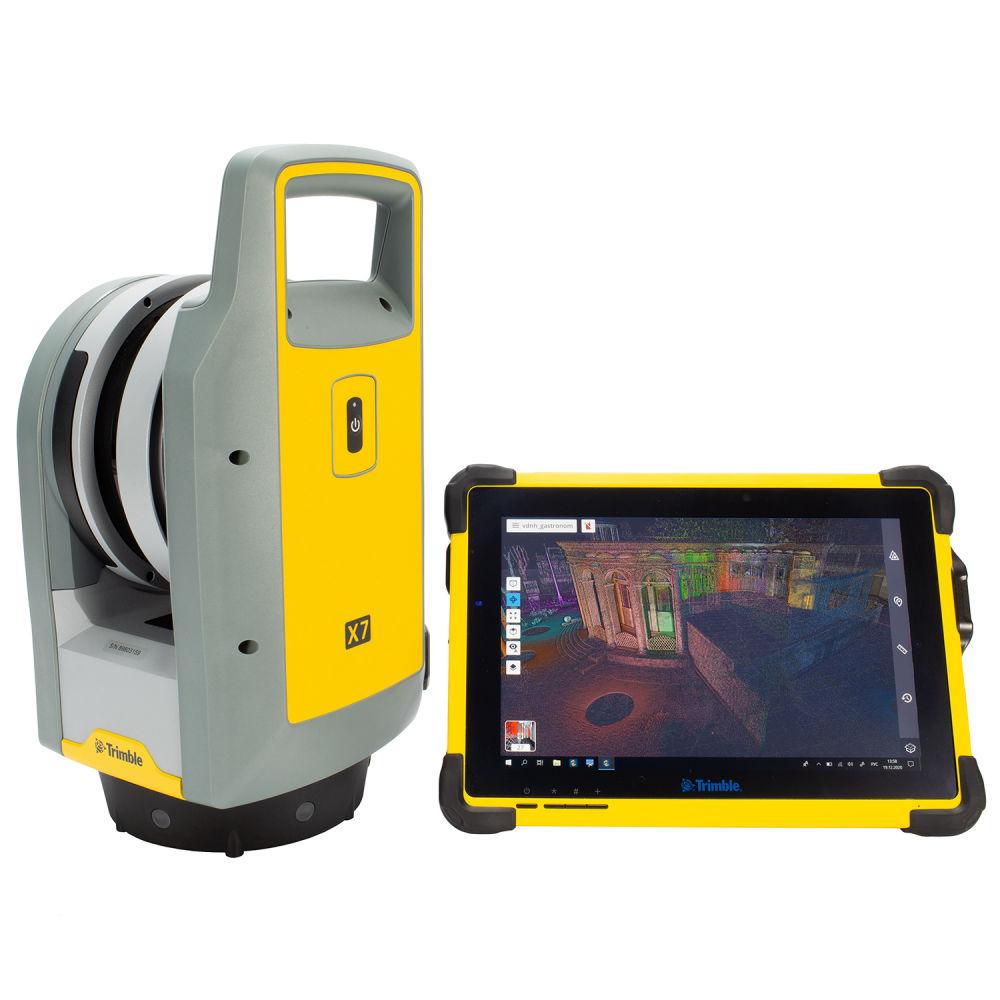 Наземный 3D-сканер Trimble X7 + T10 Tablet +  Perspective  X7-100-00-ROW