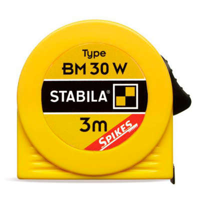 Рулетка Stabila BM30 SP (3м х 13мм) 16450