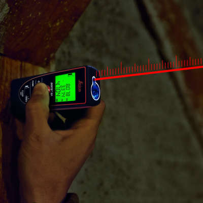Лазерный дальномер Leica DISTO D2 762200