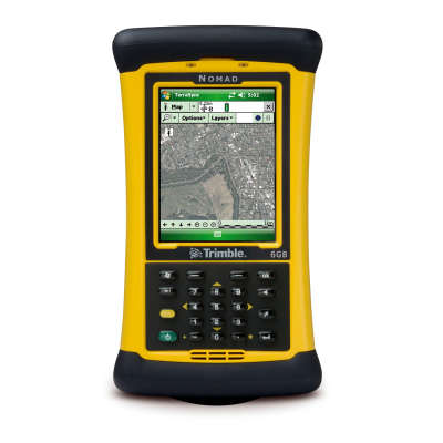 Контроллер Trimble Nomad 900GXE  67137-00