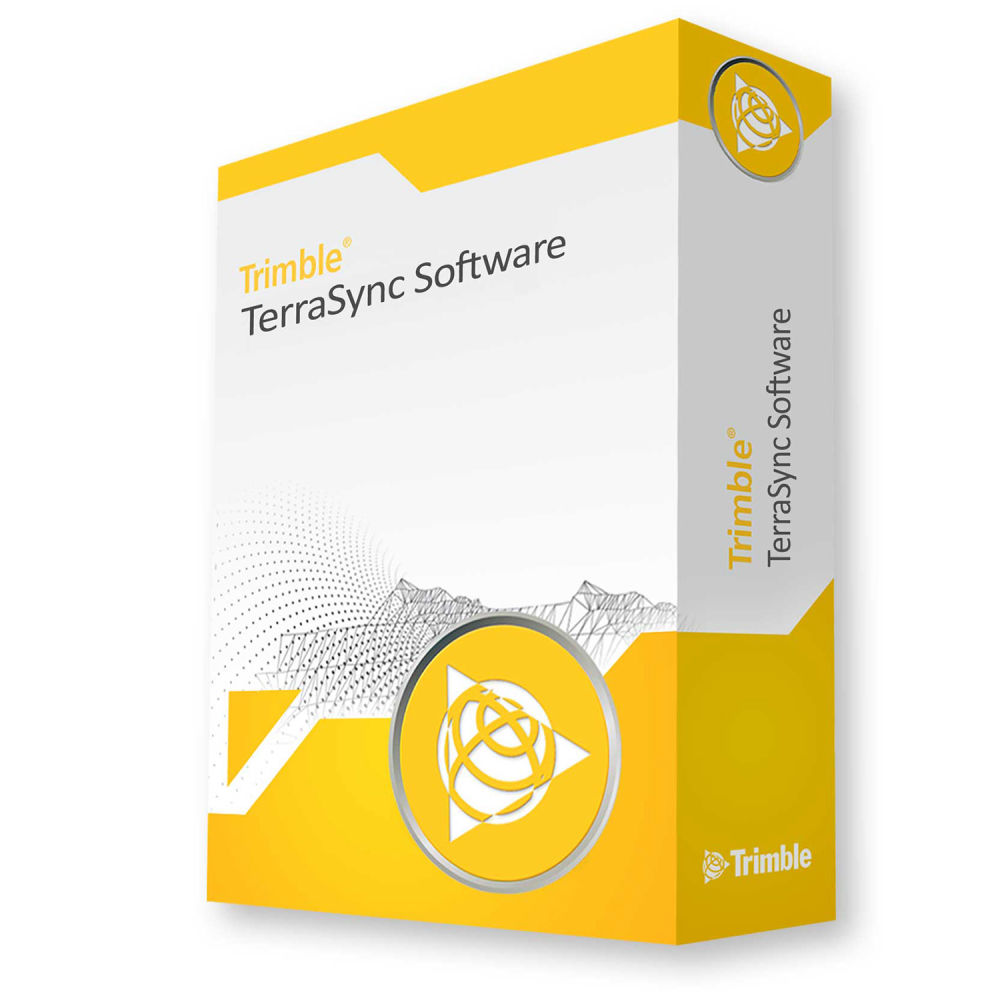 Программа Trimble TerraSync Professional software 45955-VG