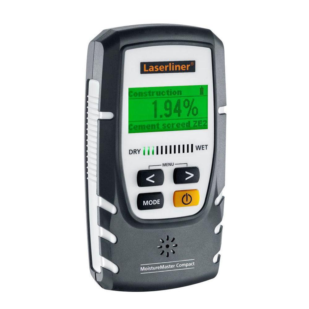 Измеритель влажности Laserliner MoistureMaster Compact 082.333A