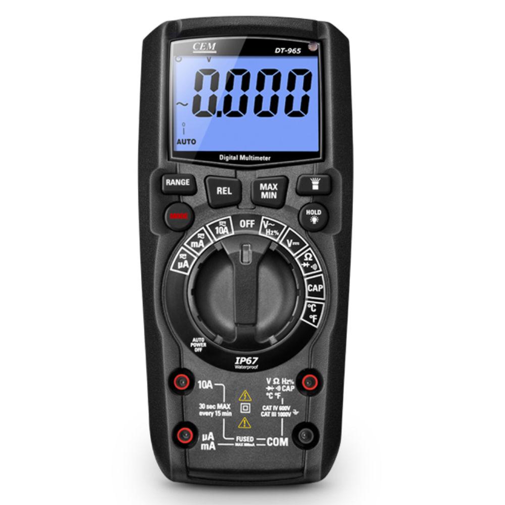Мультиметр CEM DT-965BT 482506