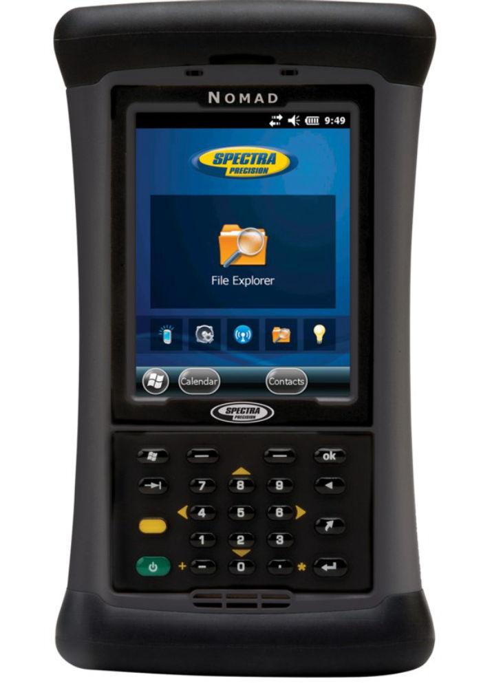 Полевой контроллер Spectra Nomad 1050L Survey Pro GNSS EG3-STNLDDF2-SG