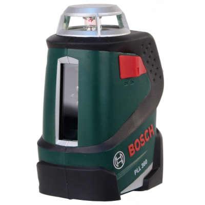 Лазерный уровень Bosch PLL 360 SET 0603663001