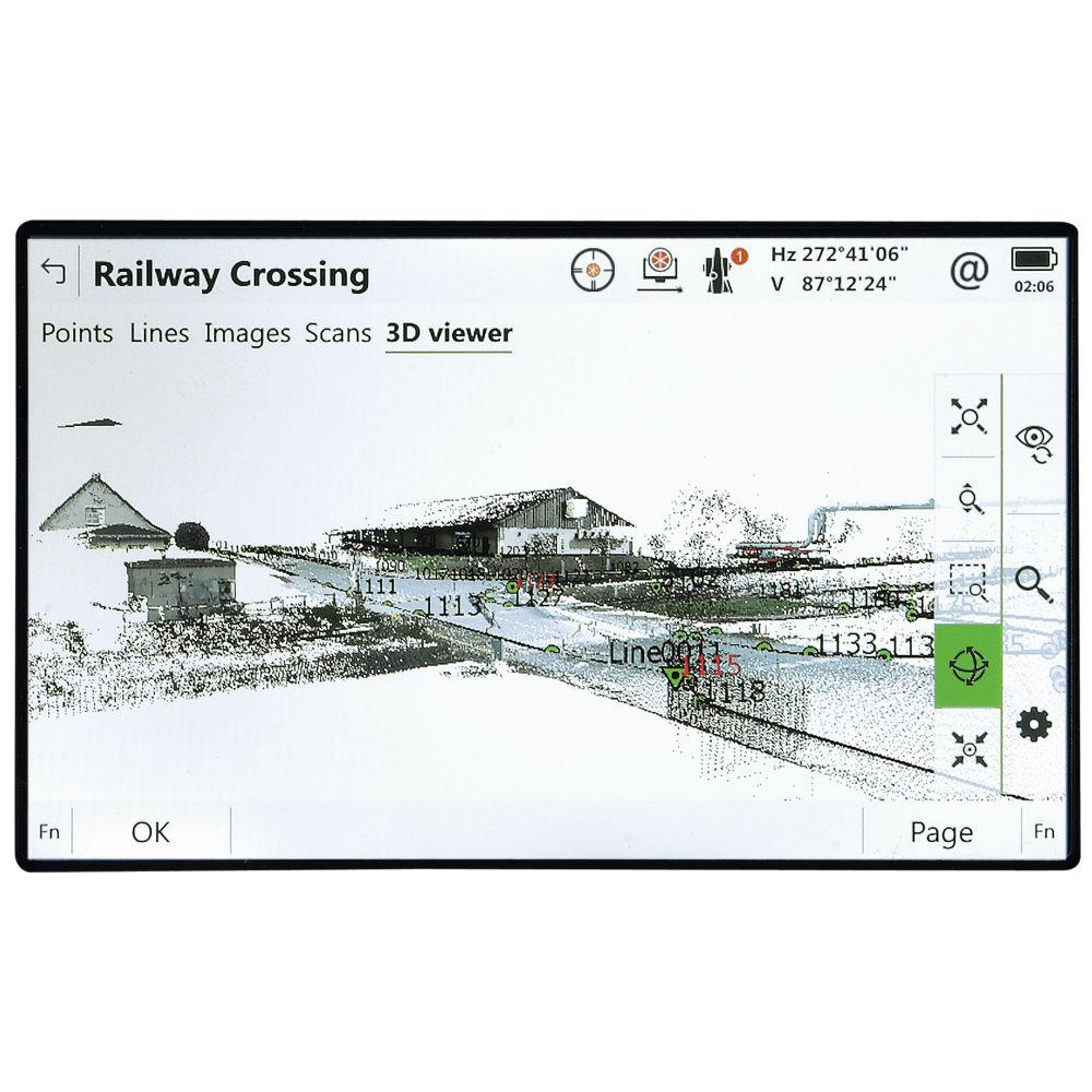 Программное обеспечение Leica Captivate CS20 Survey Stakeout 827698