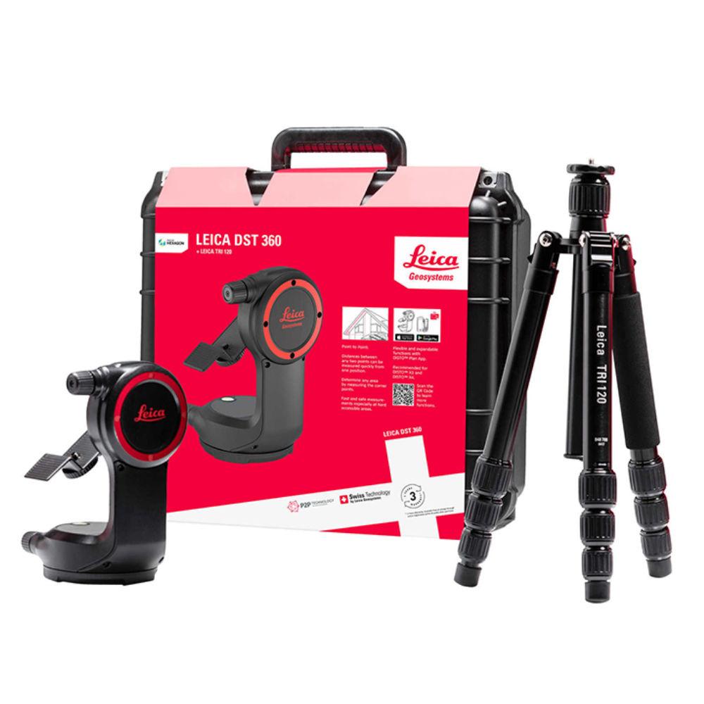 Адаптер Leica DST 360 set in rugged case 6014945