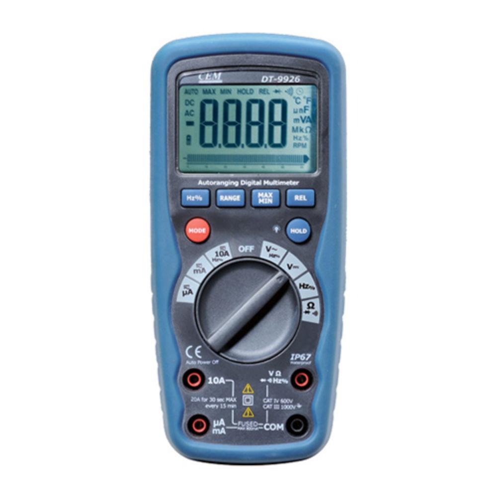 Мультиметр CEM DT-9926 481073