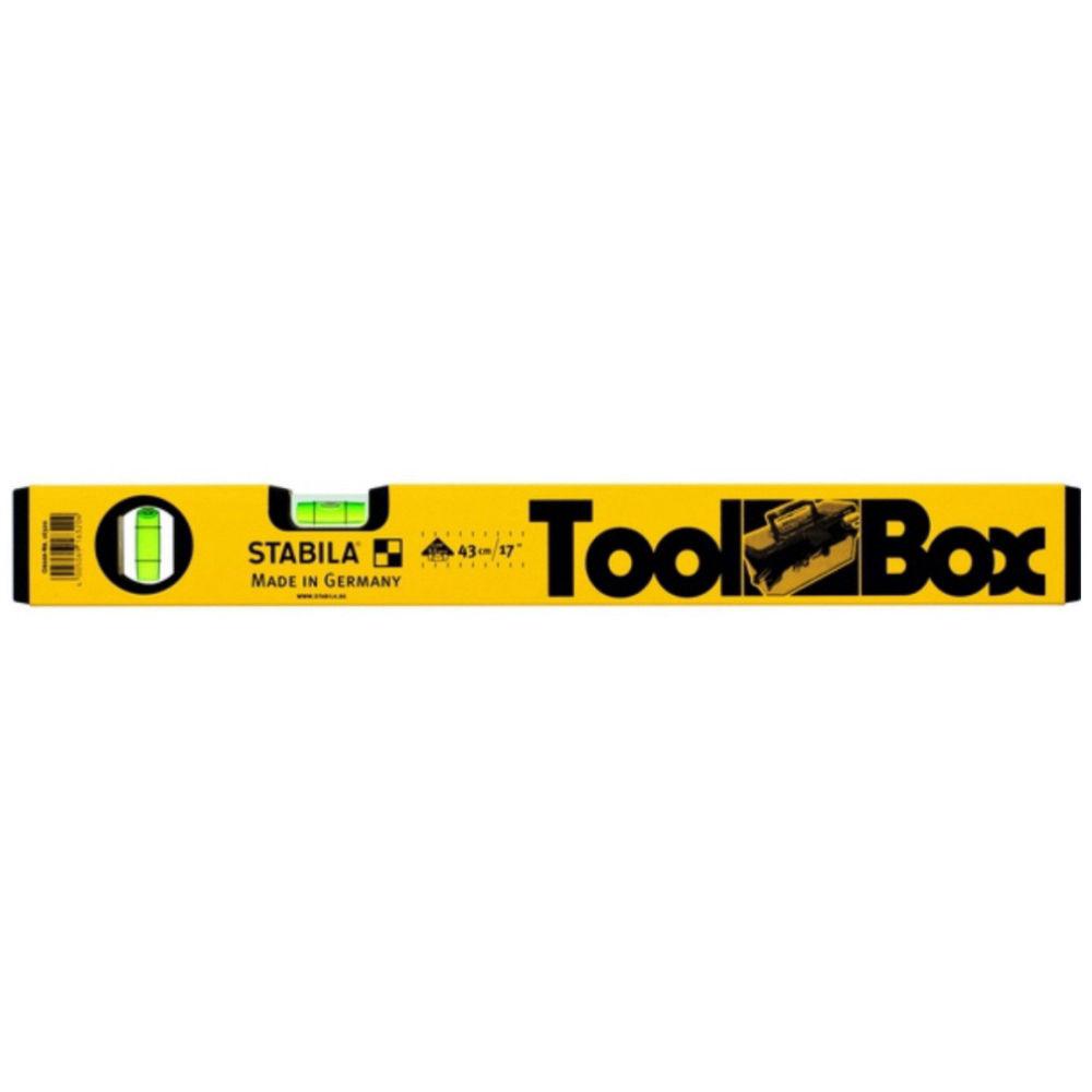 Строительный уровень STABILA 70 Toolbox (40 см) 16320