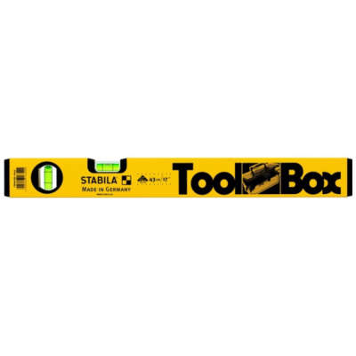 Строительный уровень STABILA 70 Toolbox (40 см) (16320)