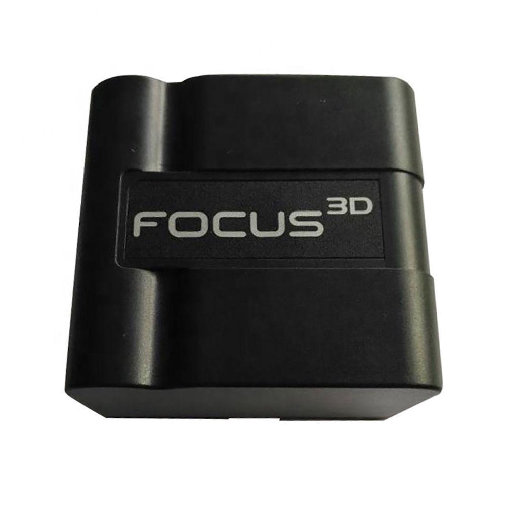 Запасной Li-Ion аккумулятор для сканеров Faro Focus. Напряжение - 14,4 В, емкость - 6750 мА/ч.