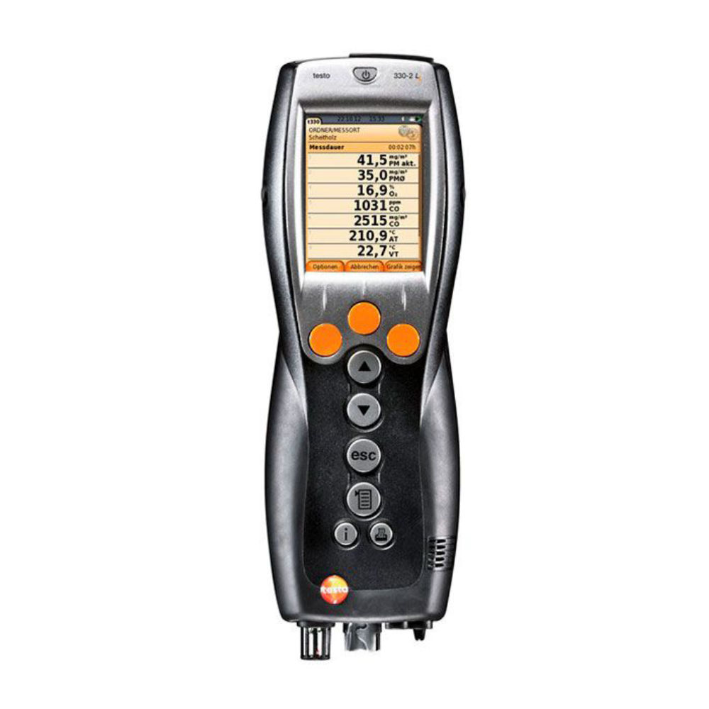 Газоанализатор Testo 330-2 LL Nox с поверкой 0563 3377П