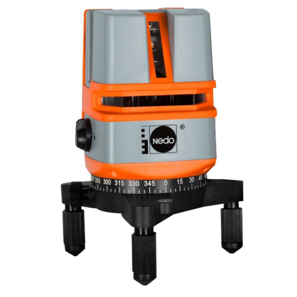 Лазерный уровень Nedo X-Liner 4 460874