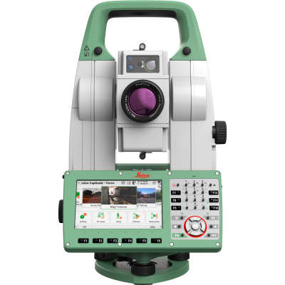 """Роботизированный тахеометр Leica TS16 M R500 (5"""") (822478)"""