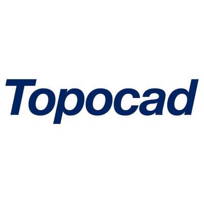 Логотип Topocad